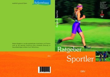Sportler - Reformhaus