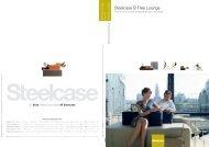 Steelcase B Free Lounge