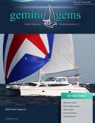 November 2012 - Gemini Gems
