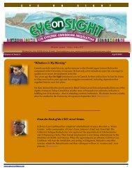 Eye on Sight April 2013 .pdf - Eye Care Caribbean