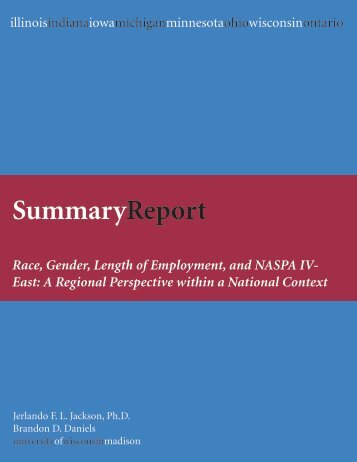 download summary report - Wisc - University of Wisconsin-Madison