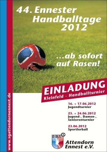 einladung turnier 2012.FH11 - Handballkreis Lenne-Sieg e.V.