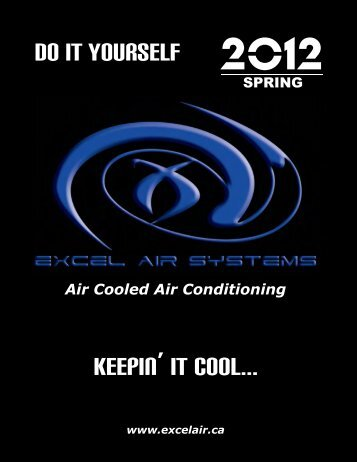 Online Handout Package 2012 - Excel Air Systems