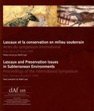 Actes du symposium international - Museo de Altamira
