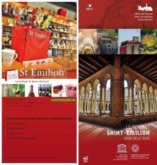 SAINT-ÉMILION - Saint-Emilion