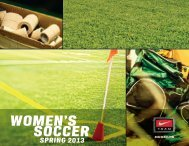 WOMEN'S SOCCER - Nike Team Sports