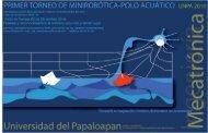 primer torneo de minirobotica-polo acuatico unpa 2010
