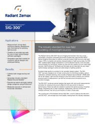 Zemax 13 Release 2