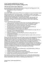 2008 PE zum Regionalen Dialogforum - Die Grünen - Mörfelden ...
