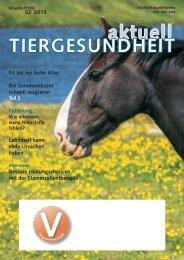 Pferd 02-2013.pdf - Tierarzt für Pferde Dr. Hubertus Nebe