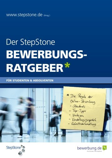 BEWERBUNGS- RATGEBER*