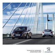 308/308 SW - Peugeot
