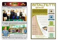 Anno 12 - Numero 08 - del 03 Dicembre 2011 - CRIB - Centro ...