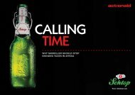 Calling Time - ActionAid