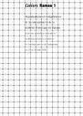 Cahiers Ramau 1 - Page 3