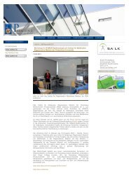 Paracelsus Medizinische Universität - News