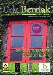 Udalberriak 156 Castellano.pdf - Ayuntamiento de Balmaseda