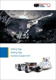 Drilling Rigs Bolting Rigs Auxiliary Equipment - Mekaster