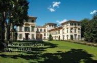 Il restauro: una sfIda Intellettuale - Hotel Villa San Carlo Borromeo