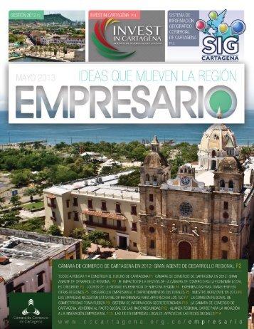 Empresario - Cámara de Comercio de Cartagena