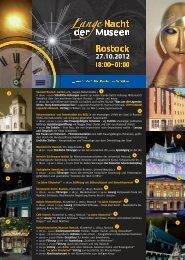 LNdM 2012 Flyer DIN lang - Region Rostock Marketing Initiative e.V.