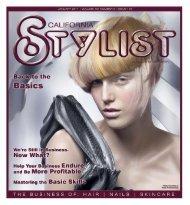January - Stylist and Salon Newspapers