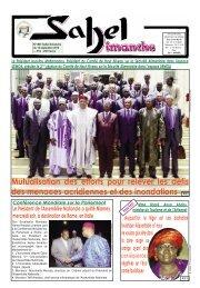 SAHEL DIMANCHE - Nigerdiaspora