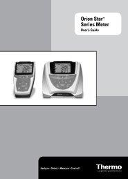 Orion Star™ Series Meter