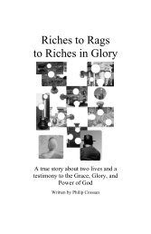 Riches to Rags to Riches in Glory.pdf - El Cristianismo Primitivo