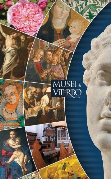 Copertina e crediti - Provincia di Viterbo