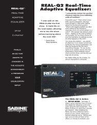Real-Q2 Color Brochure - Sabine, Inc.