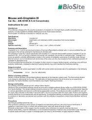 AIB-30180 - Nordic Biosite