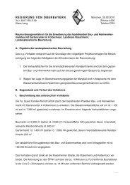 Landesplanerische Beurteilung - Regionaler Planungsverband ...