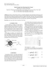 Tactile sensing cube measuring stress tensor