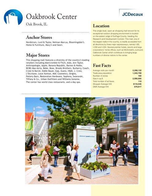 Download Mall Fact Sheet