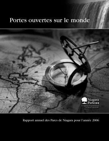 NPC 2005 Annual Report - Niagara Parks