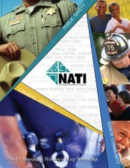 nati resources - The National Association of Triads