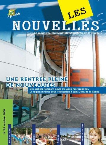 Des ateliers flambant neufs au Lycée Professionnel Maréchal Leclerc