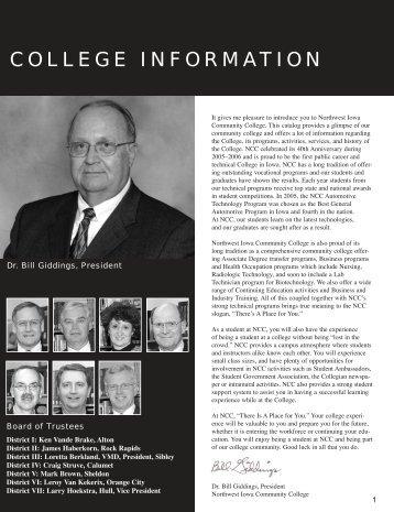 *front (Page 1) - Northwest Iowa Community College Homepage