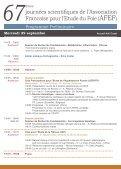 programme préliminaire - Afef - Page 2