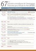 programme préliminaire - Afef - Page 4