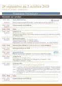 programme préliminaire - Afef - Page 5
