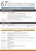 programme préliminaire - Afef - Page 6