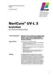 Nori Cure L3 kratzfest - Lang & Schmidt OHG