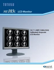 LCD Monitor - Quest International
