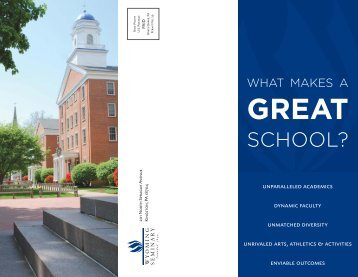79170 Wyoming Sem What Makes A Great School Brochure.indd