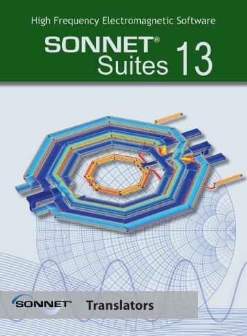 translators - Sonnet Software