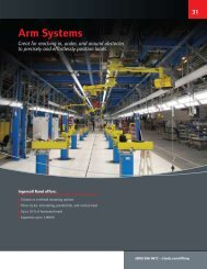 Arm Systems Catalog - Ingersoll Rand