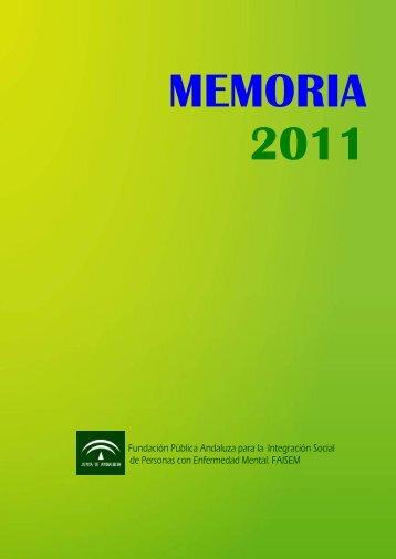 Acceso la Memoria 2011 (pdf tamaño 822 KB) - Fundación ...