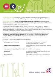 EXP| advisory - ATS - Advanced Technology Solutions